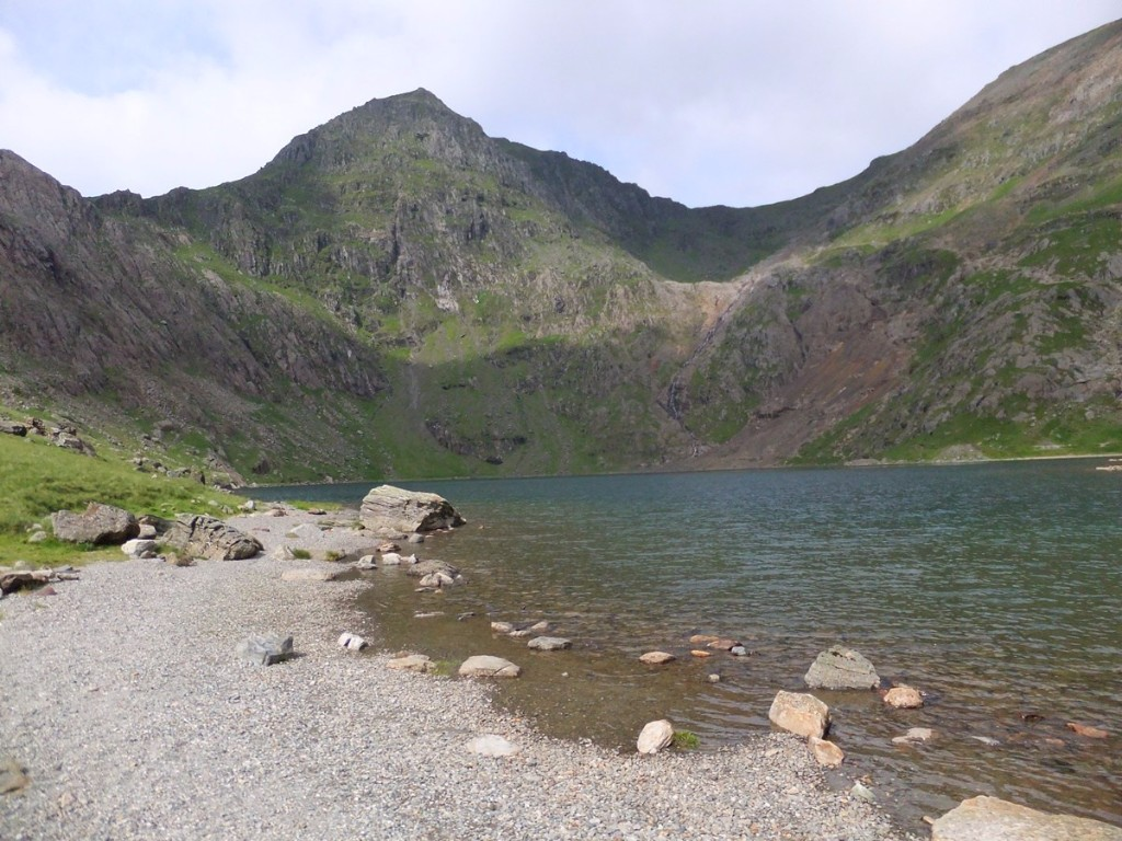 Miners' Track Route up Snowdon